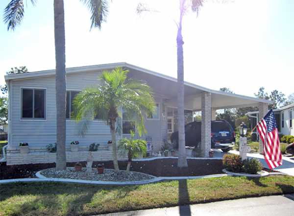 2544 Macon Circle 186 North Fort Myers Fl 33903 For Sale