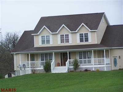 59384 Sw Spencer Creek Ln New London Mo 63459 For Sale